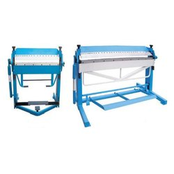 DI-150A Folding Machine Hand Operated