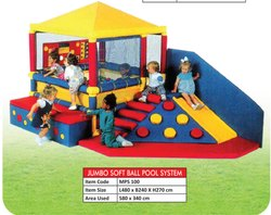 Jumbo Soft Ball Pool