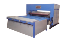 Double Color Flexo Printer Slotter Machine