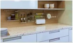 Stainless Steel Kitchen Corner Accessories