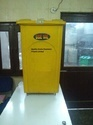 Foot Operated Wheeled Waste Bins