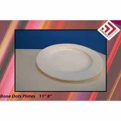 Acrylic Dots Plates