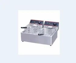 Double Tank Table Top Electric Fryer (Karma)