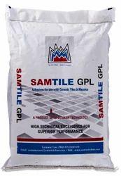 SAMROCK Industrial Grade Tile Adhesives, 20 Kg
