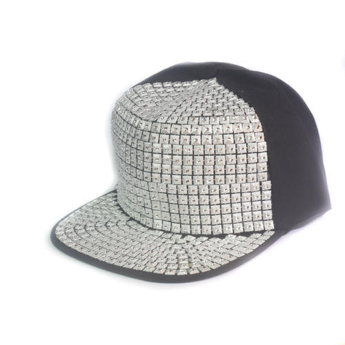 c31774ce3cc White And Black Stylish Hip Hop Cap