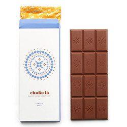 Chokola Classic Milk Chocolate Bar