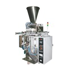 Multi-Track Pouch Packing Machine