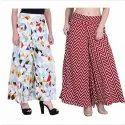 Cotton Printed Long Skirts