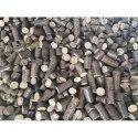 Saw Dust Natural Biomass Briquettes For Boiler