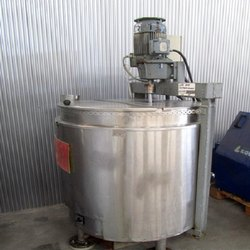 Industrial High Speed Stirrer Vessel