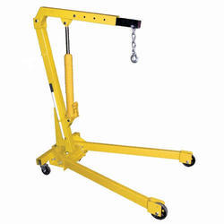 Hydraulic Engine Floor Crane