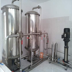 Water Purifying Equipment