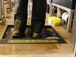 Being Safe Sanitizing Tray Mats