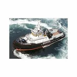 Tug And Salvage Engine And Generators Sets