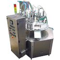 Ved Engineering Automatic Cone Filling Machine, Capacity: 2400 Cups/hr, 3.5 Kw