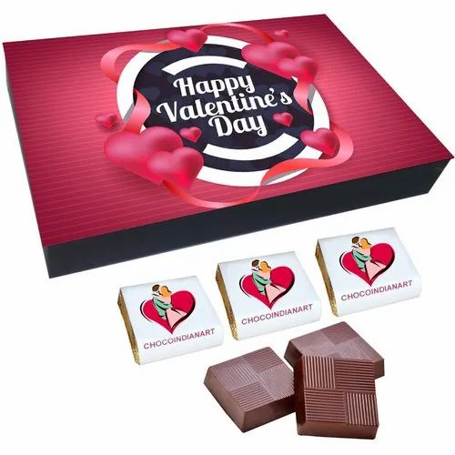 Chocoindianart Happy Valentines Day Gift Packaging Type Box Rs 550 Piece Id 19982655555