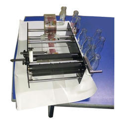 Manual Sticker Labeling Machine