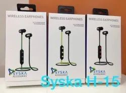 Syska H15 Bluetooth