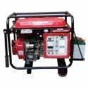 Non-silent 4.3 Kva Portable Diesel Generator, Model Name/number: Ge-5000ds, 230 V