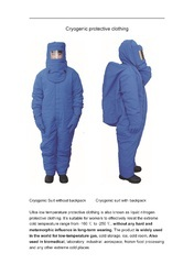 SHIN CRYOGENIC SUITS