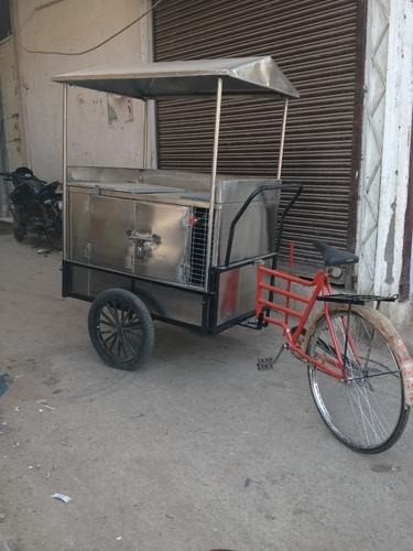 Ss Snacks Tricycle