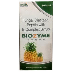Biozyme Syrup