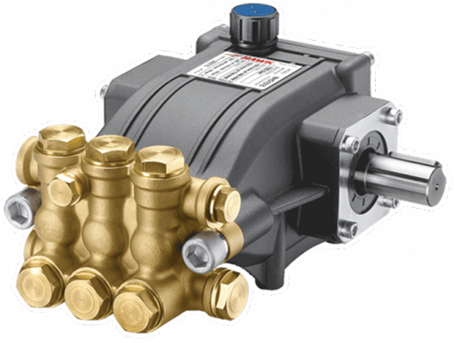 High Pressure Triplex Plunger Pump NHD - 14.50