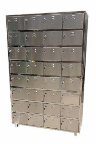 SS Staff Locker