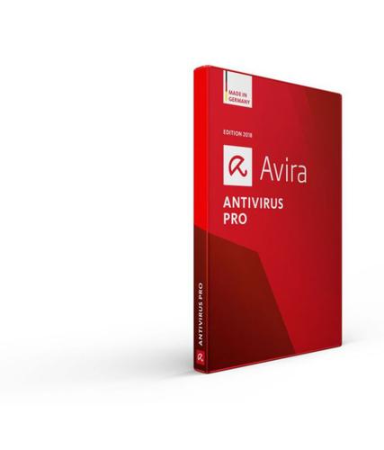 Avira Antivirus 2018 ( 5 Device / 1 Year ) Activation Card