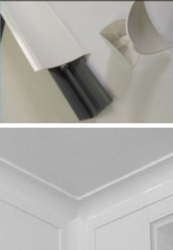 UPVC Coving For Cold Storage