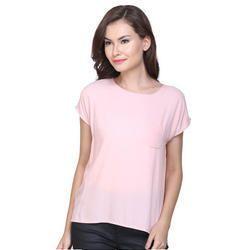 Pink Surplus Ladies Tops