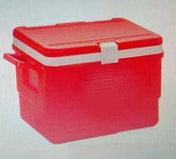 Plastic Ice Box