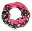 Printed Snood Scarves