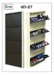 4 Door Jumbo Shoe Rack (4D27)