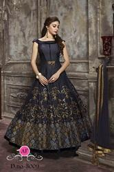 Black Jack Wedding Wear Boutique Finished Full Stitched Gown