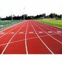 Synthetic Running Track Flooring