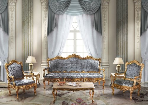 Wood Modern Classic Sofa Set, Rs 1200 /onwords, Masa Gaia | ID ...