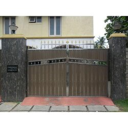 WPC Wood Gate