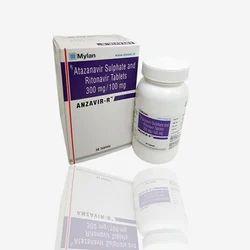 Atazanavir & Ritonavir Tablets 600mg/200mg/300mg