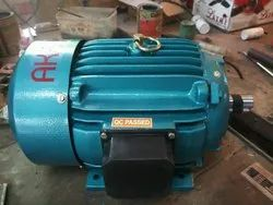 5 HP Three phase Electric Motor