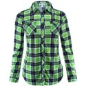 Chetna Organic Cotton Ladies Full Sleeve Shirts