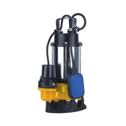 DE- Watering Pump For Tank Cleaning And  Flood Water