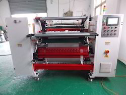 Bill Paper Slitter Rewinder Machine