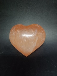Orange Selenite Healing Crystal
