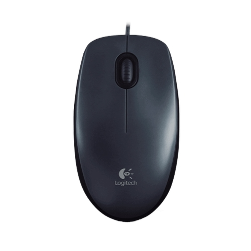 f301d222b6e Logitech M100 Mouse at Rs 394 /piece   Logitech Computer Mouse   ID ...
