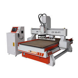 Cnc Router Automatic Tools Changer