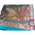 Orissa Cotton Silk Fancy Saree