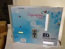 Automatic Sanitary Napkin Vending Machine