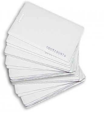 Mifare Classic 1K S50 RFID Cards, Size: 86 Mm * 54 Mm | ID