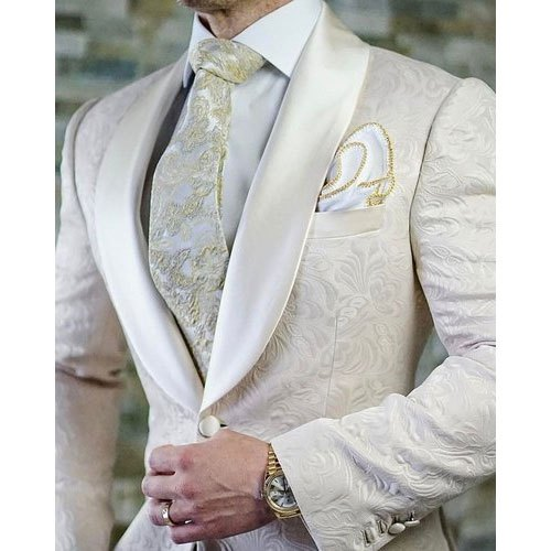 3 Piece Suit Mens Wedding Wear 2 Piece Suit Manufacturer From Mumbai